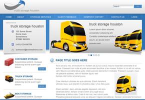 Truck Storage Houston