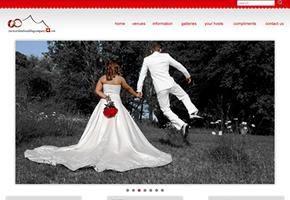 Swiss Wedding - Home